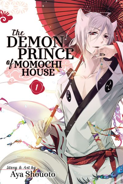 The Demon Prince of Momochi House, Volume 1
