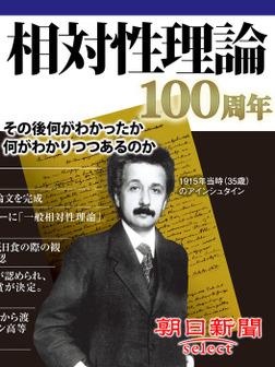 相対性理論100周年 その後何がわかったか 何がわかりつつあるのか-電子書籍