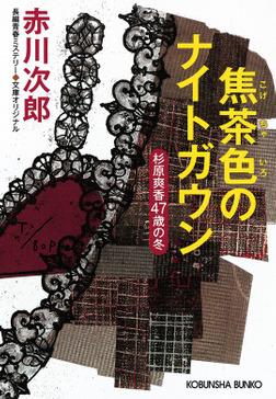 焦茶色のナイトガウン~杉原爽香 四十七歳の冬~-電子書籍