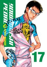 Yowamushi Pedal, Vol. 17