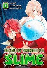 That Time I Got Reincarnated as a Slime Volume 3
