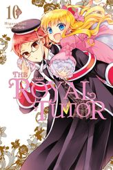 The Royal Tutor, Vol. 10