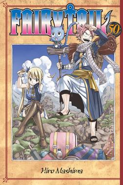 Fairy Tail 50-電子書籍