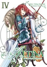 Altina the Sword Princess: Volume 4