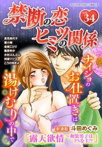 禁断の恋 ヒミツの関係 vol.34