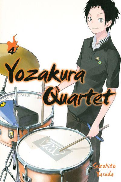 Yozakura Quartet Volume 4