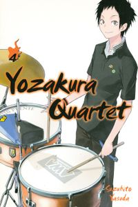 Yozakura Quartet Volume 4