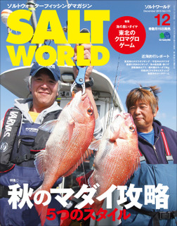 SALT WORLD 2015年12月号 Vol.115-電子書籍