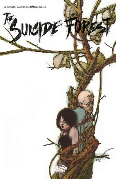 The Suicide Forest - Volume 4