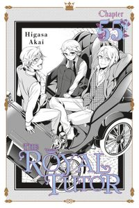 The Royal Tutor, Chapter 55