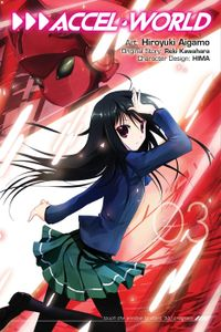Accel World, Vol. 3