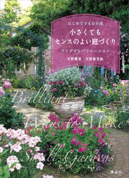 小さくてもセンスのよい庭づくり はじめてでも自分流 アイデアとバリエーション-電子書籍