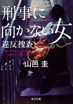 刑事に向かない女 違反捜査-電子書籍