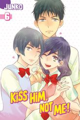Kiss Him, Not Me 6