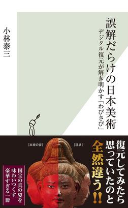 誤解だらけの日本美術~デジタル復元が解き明かす「わびさび」~-電子書籍