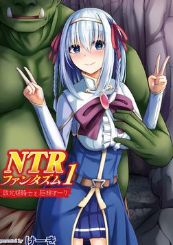 NTRファンタズム 1 敗北姫騎士と巨根オーク-電子書籍