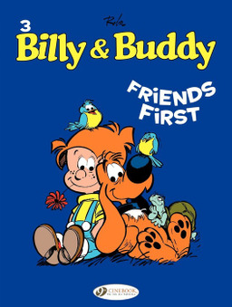 Billy & Buddy - Volume 3 - Friends First