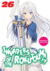 Invaders of the Rokujouma!? Volume 26