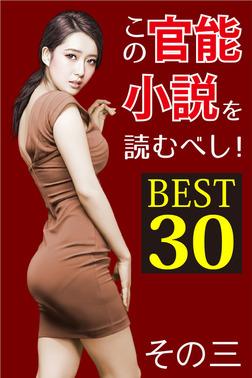 この官能小説を読むべし! BEST30 その三-電子書籍