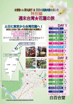 週末台湾花蓮の旅 お着物de弾丸旅行&世界の民族衣装を楽しむ 特別編-電子書籍