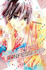 Aoba-kun's Confessions Volume 3
