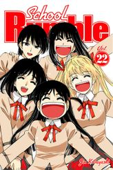 School Rumble Volume 22