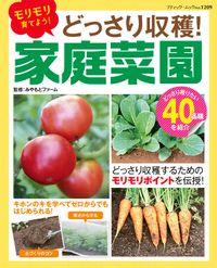 どっさり収穫!家庭菜園