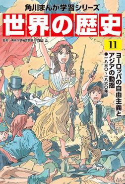 世界の歴史(11) ヨーロッパの自由主義とアジアの動揺 一八三〇~一八六〇年-電子書籍