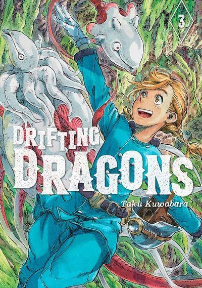 Drifting Dragons Volume 3
