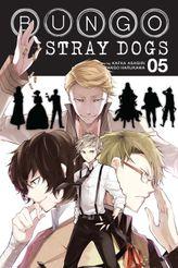 Bungo Stray Dogs, Vol. 5