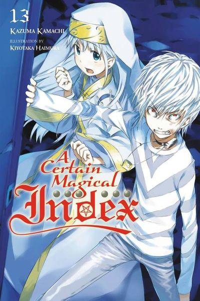 A Certain Magical Index, Vol. 13