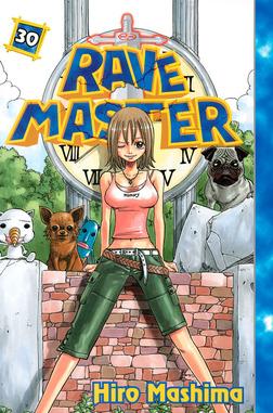 Rave Master Volume 30-電子書籍
