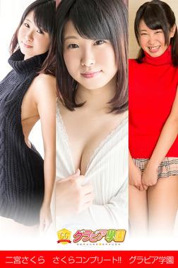 二宮さくら さくらコンプリート!! グラビア学園-電子書籍