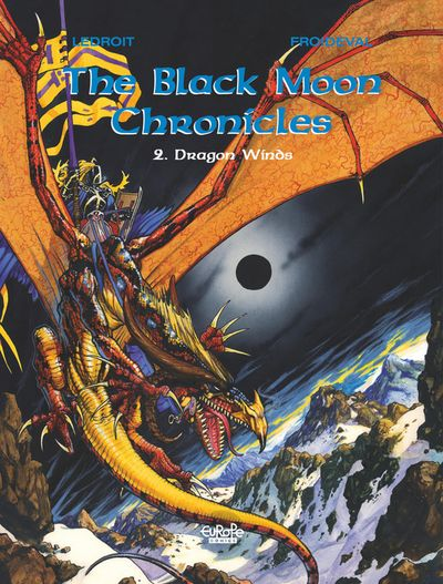 Black Moon Chronicles - Volume 2 - Dragon Winds