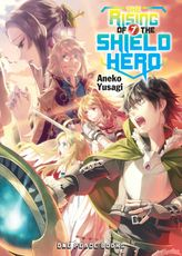 The Rising of the Shield Hero Volume 07