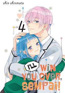 I'll Win You Over, Sempai! 4