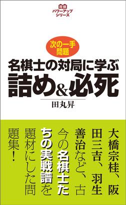 将棋パワーアップシリーズ 名棋士の対局に学ぶ詰め&必死 次の一手問題-電子書籍