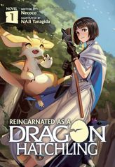 Reincarnated as a Dragon Hatchling Vol. 1