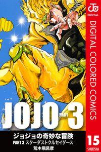 ジョジョの奇妙な冒険 第3部 カラー版 15