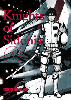 Knights of Sidonia 4-電子書籍