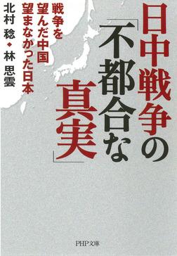 日中戦争の「不都合な真実」 戦争を望んだ中国 望まなかった日本-電子書籍