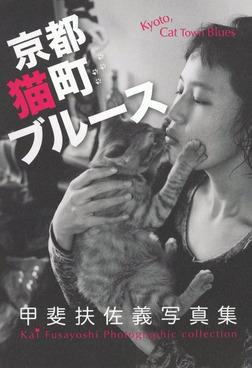 京都猫町ブルース  甲斐扶佐義写真集-電子書籍