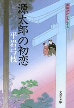 御宿かわせみ23 源太郎の初恋-電子書籍