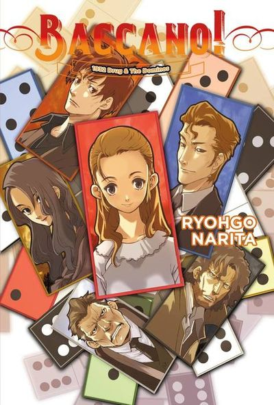 Baccano!, Vol. 04 (light novel)