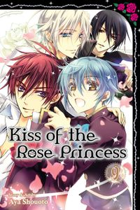 Kiss of the Rose Princess, Vol. 9