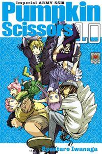 Pumpkin Scissors Volume 10