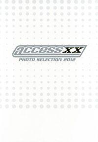 access『access 20th Anniversary TOUR 2012 MEGA cluster』オフィシャル・ツアーパンフレット【デジタル版】