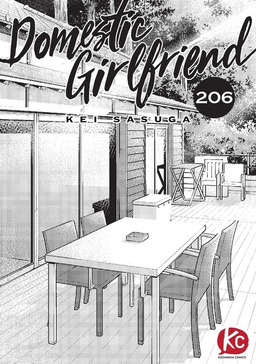 Domestic Girlfriend Chapter 206 - Manga