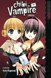 Chibi Vampire Airmail, Vol. 1