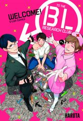 Welcome! To the BL Research Club (Yaoi Manga), Volume 1